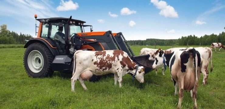 Landbouwvoertuig verzekeren