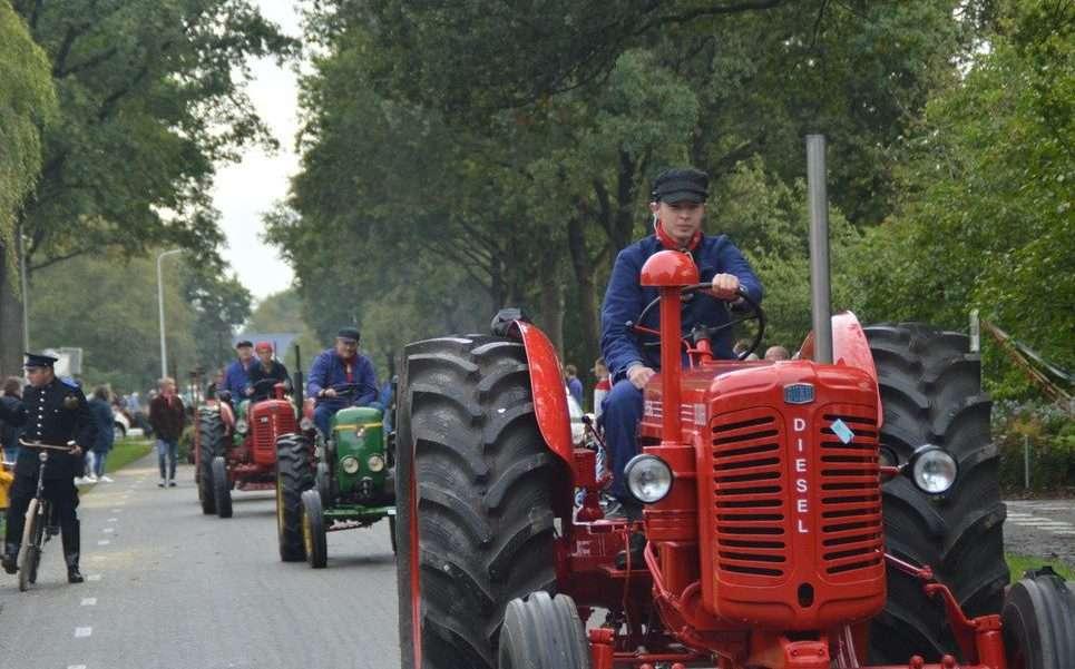 registratie tractor 2021